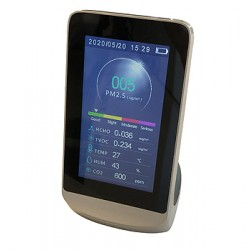 HAC-50 Air Quality Monitor CO2 Meter