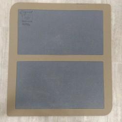 Double Sanitizing Outdoor Mat