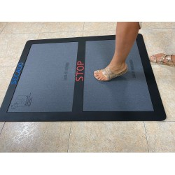 Outdoor Disinfecting mats