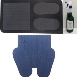 Complete pack of disinfecting mat