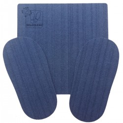 Horizontal Disinfecting mats