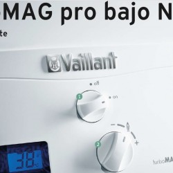 Vaillant TurboMag Pro Natural Gas / Butane Heater