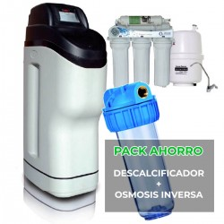 DANNA Low Consumption Softener + Reverse Osmosis 5 stages