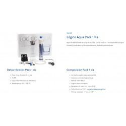 Logic Aqua Pack Filtration 1 way