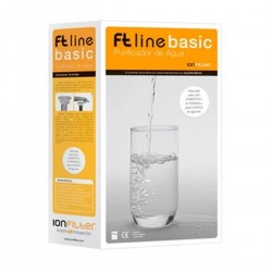 FT-Line 1 Carbon GAC water filter with tap