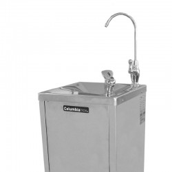 Columbia Inox FC-1750 Fountain Double Pedal Ultrafiltration