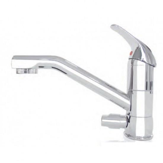 3-way mixer tap Cosmo