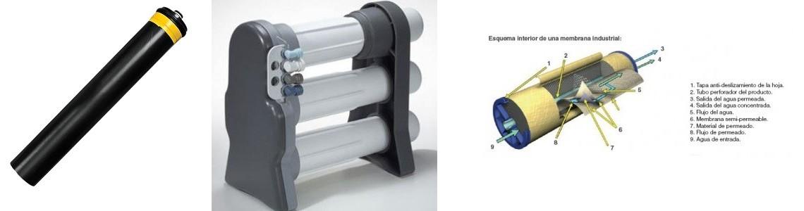 Industrial Osmosis Membranes