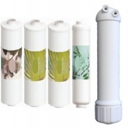 4 Hydrocompact Filters plus membrane holders