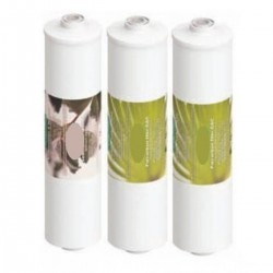 Pack 3 In-Line Quality Hydrocompact Filters