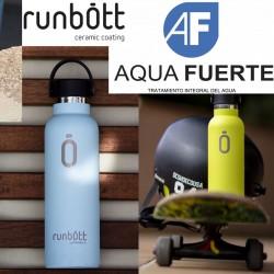Runbott Sport ceramic warmer bottle