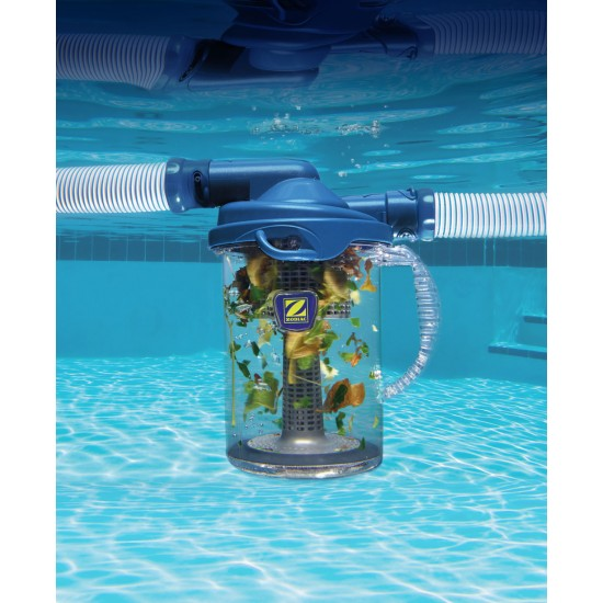 MX9 Pool Cleaner Pack with Cyclonic Leaf Catcher Filter